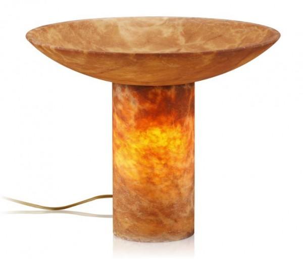Alabasterlampe Olympia 40 Terra