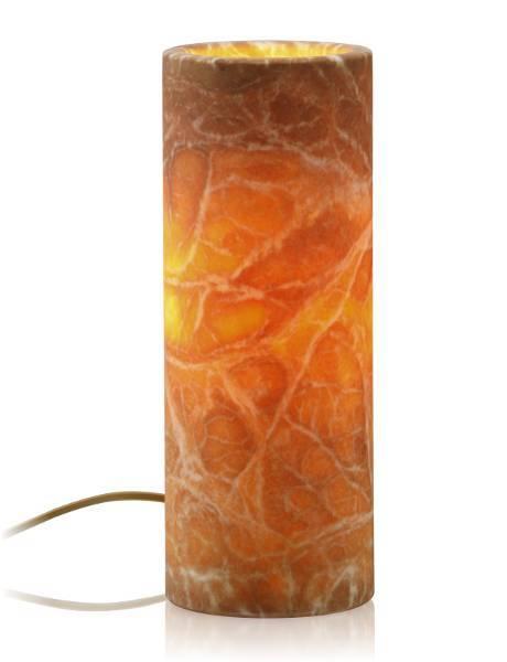 Alabasterlampe Candle 29 Terra